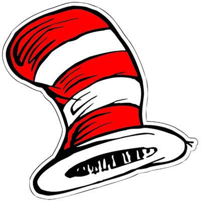 GLO and The Cat in the Hat